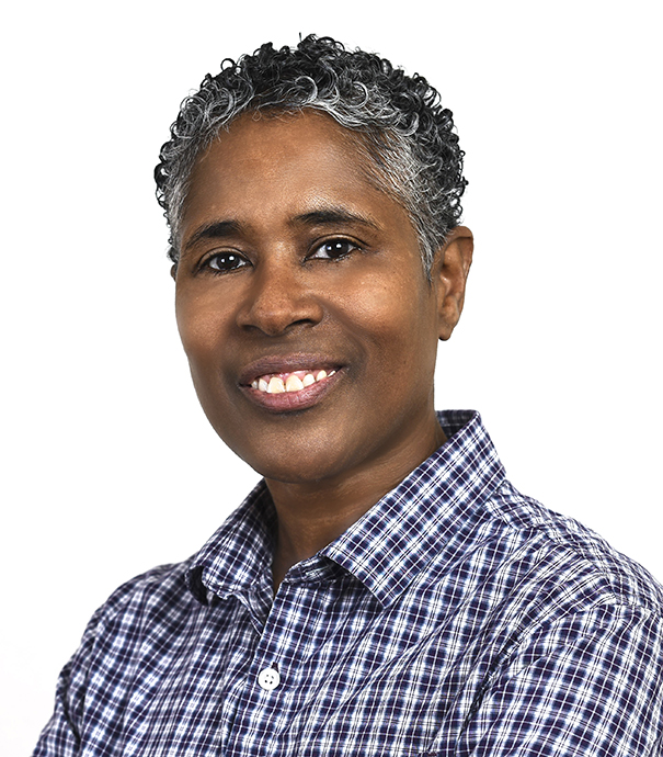Phoenix Matthews, PhD, associate dean for equity and inclusion