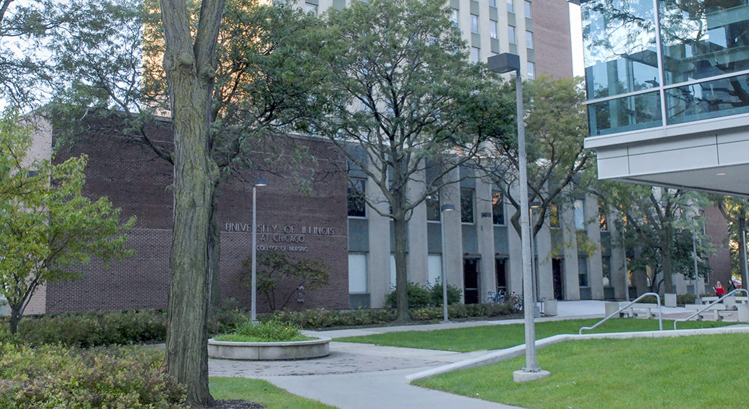 Chicago campus building