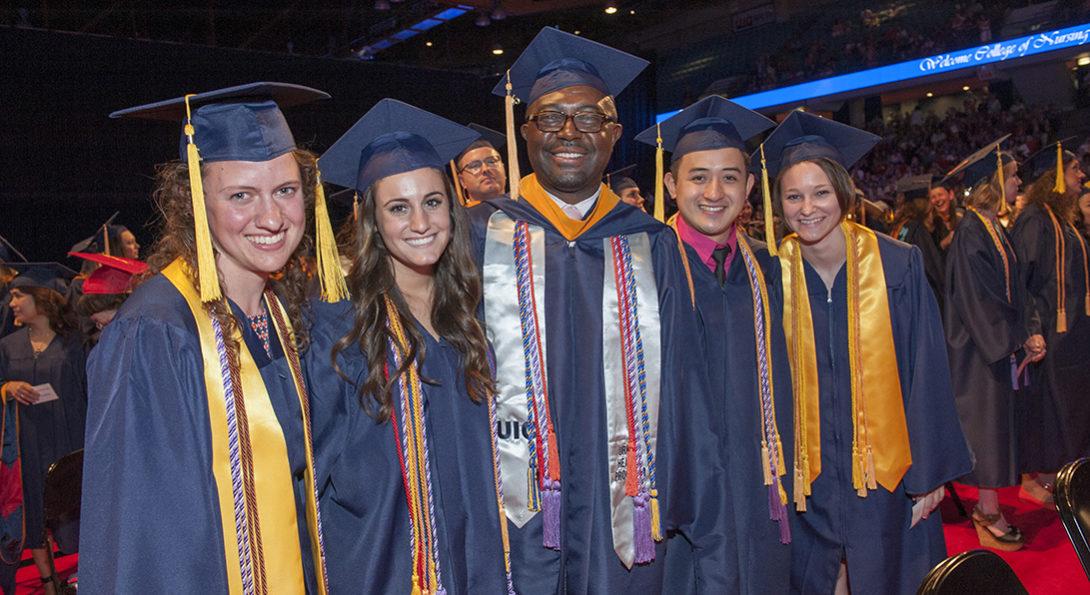 Uchicago Graduation 2020.Commencement College Of Nursing University Of Illinois