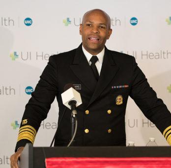 U.S. Surgeon General VADM Jerome Adams