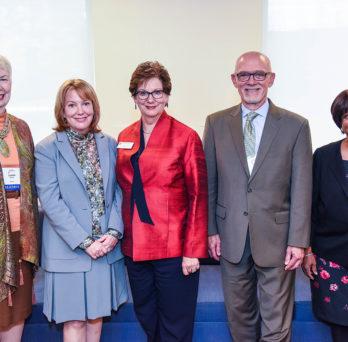UIC College of Nursing 2018 Alumni Award winners
