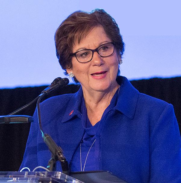 Dean Terri Weaver