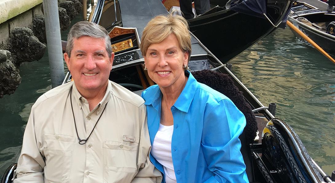 Phil and Nita Francis