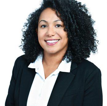 Natasha Crooks, assistant professor at the UIC College of Nursing