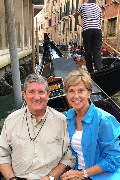 Phil and Nita Francis.