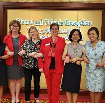Thailand visit reception