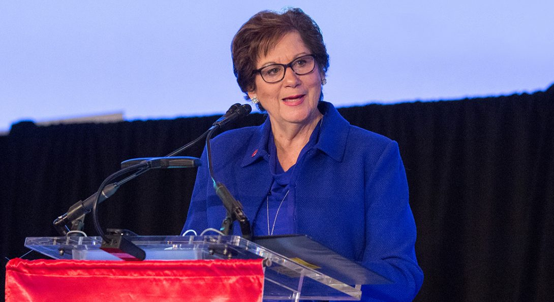 UIC Nursing Dean Terri Weaver