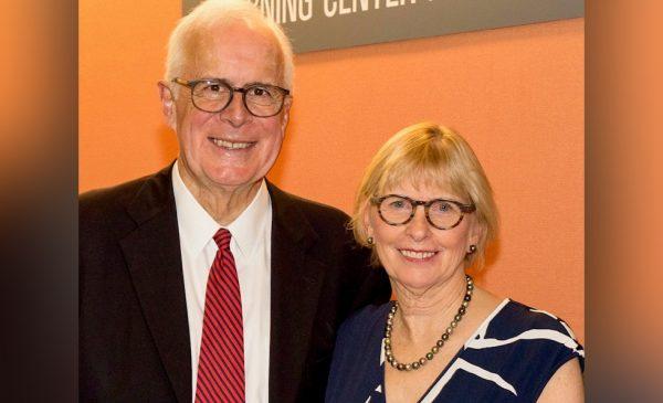 Steven and Kathleen Irwin